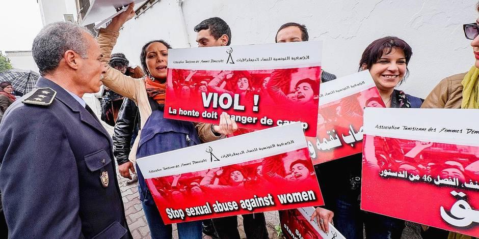 Tunisie: La croisade de Meriem se poursuit en appel - La Libre