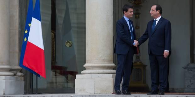 Elysée, gouvernement, PS: François Hollande chamboule tout - La Libre