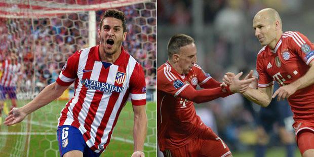 Champion's League: l'Atletico et le Bayern rejoignent le Real et Chelsea en demi-finales - La Libre