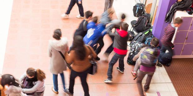 Harcèlement: Une école veut bloquer une caméra cachée - La Libre