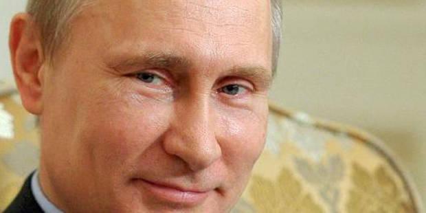 """Crimée: Des sondages """"secrets"""" ont encouragé Poutine - La Libre"""