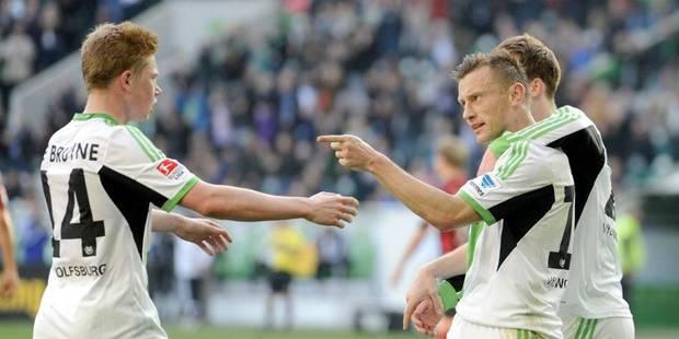 Belges à l'étranger: deux assists pour De Bruyne, Malanda et Origi buteurs - La Libre