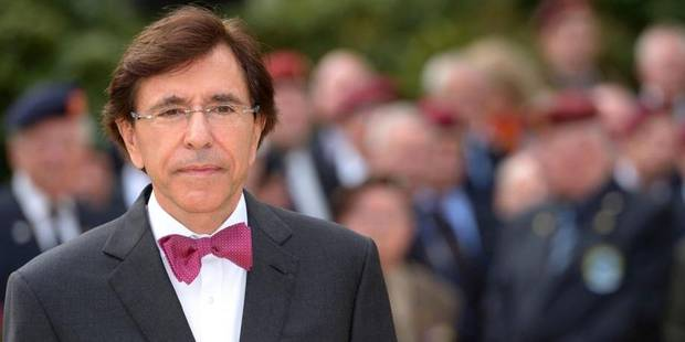 "Elio Di Rupo vante les mérites de la ""recette belge"" - La Libre"