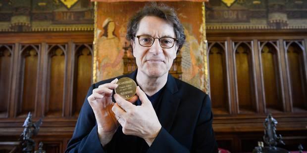 Francis Cabrel mis à l'honneur à Bruxelles - La Libre