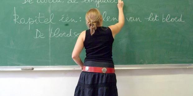Flandre: des avantages pour attirer les travailleurs du privé dans l'enseignement - La Libre