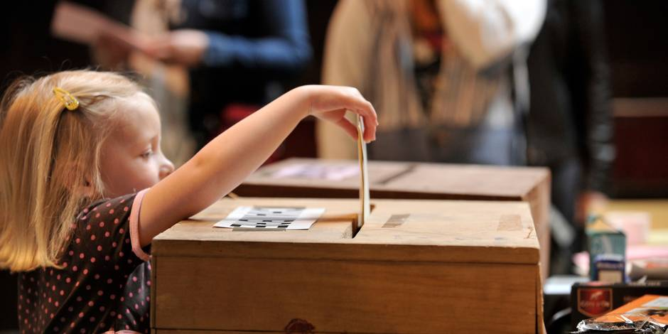 Un vote facultatif? Les Wallons se rendraient aux urnes - La Libre