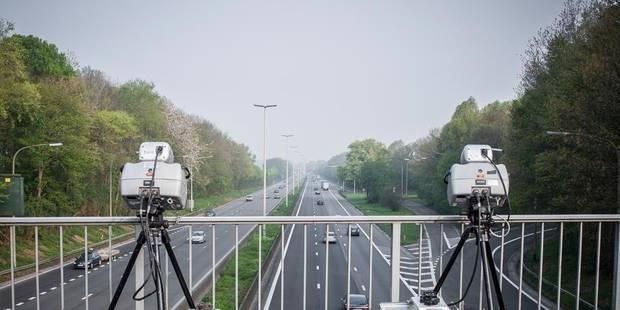 Plus de 15.000 conducteurs en excès de vitesse en 24h - La Libre