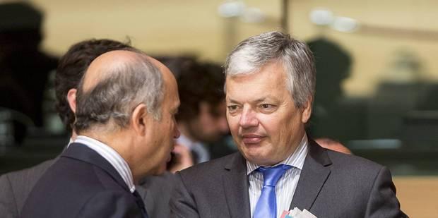 Syrie : La Belgique et la France vont s'échanger des informations - La Libre