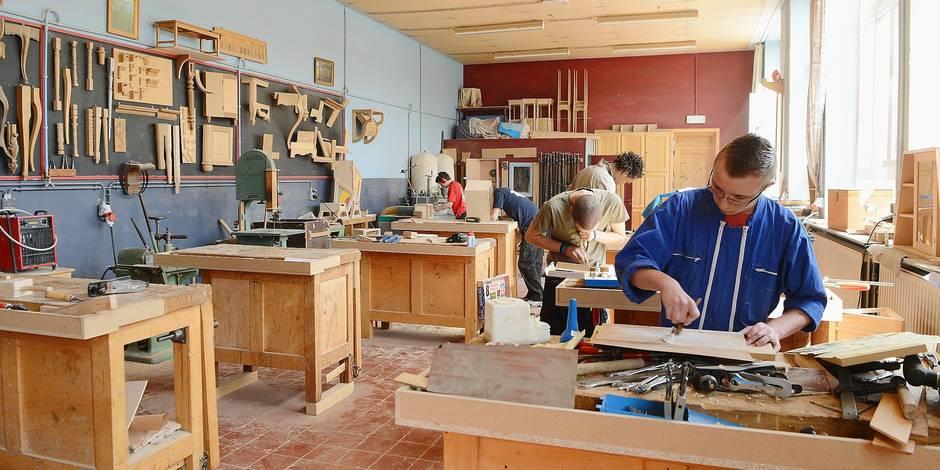 L'enseignement en alternance est-il un sésame vers l'emploi ? - La Libre