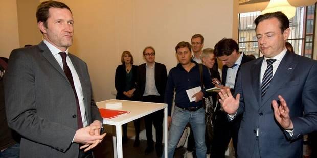 Magnette et De Wever, le duel télévisuel est programmé - La Libre