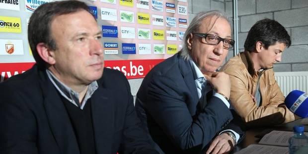 Alain Lommers, directeur général, quitte Mons - La Libre