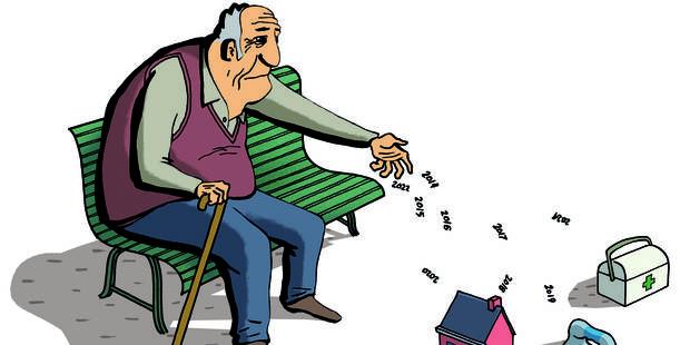 Les réponses au vieillissement doivent être multiples - La Libre
