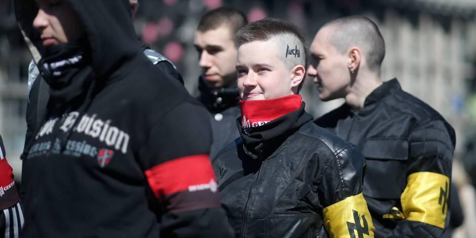Praviy Sektor en Ukraine: un parti politique comme les autres? - La Libre