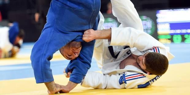 Euro de judo: Toma Nikiforov échoue au pied du podium - La Libre