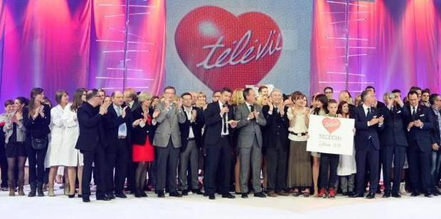 Nouveau record pour le Télévie - La Libre