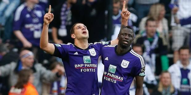 Clasico: Anderlecht remonte sur le podium en battant le Standard (2-1) - La Libre