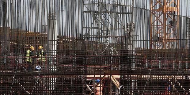 """Construction: """"Ceux qui respectent les règles belges ne survivent pas"""" - La Libre"""