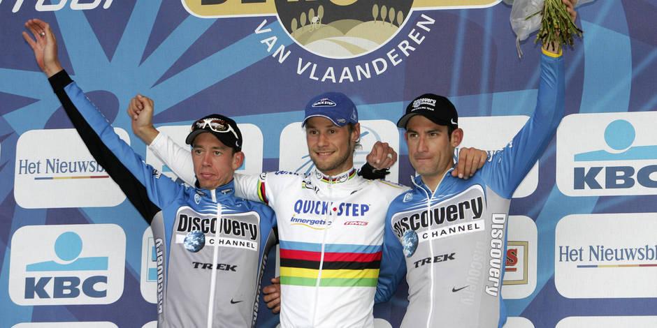Tom Boonen accusé d'avoir acheté sa victoire sur le Tour des Flandres 2006