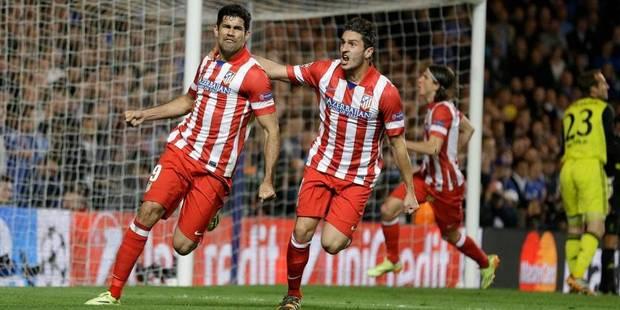 L'Atlético crée la sensation à Chelsea (1-3) - La Libre