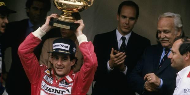 """Boutsen: """"Ayrton était mon seul vrai ami en F1"""" - La Libre"""