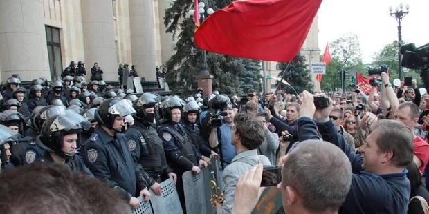 Troubles dans l'Est: l'Ukraine réintroduit la conscription - La Libre