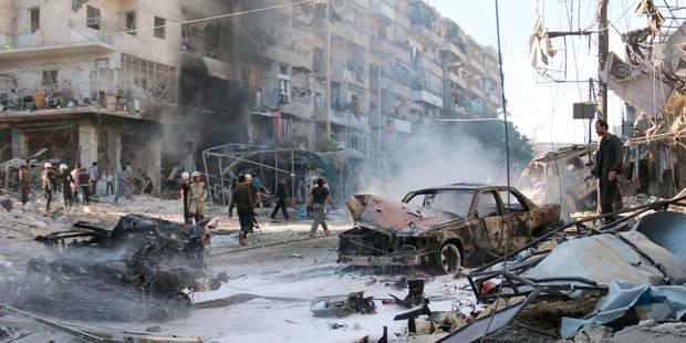 Syrie: accord sur un retrait des rebelles du centre de Homs - La Libre
