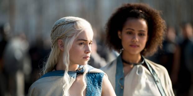 """""""Game of Thrones"""" critiquée pour sa violence et sa brutalité sexuelle - La Libre"""