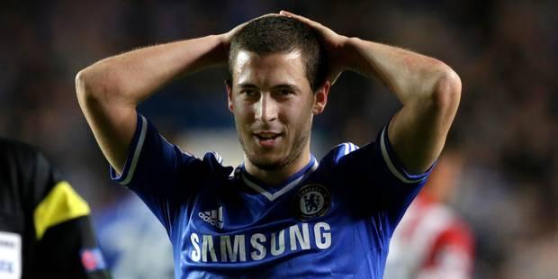 Chelsea: puni, Hazard remplaçant contre Norwich - La Libre