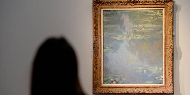 Un Monet s'envole à 27 millions de dollars aux enchères - La Libre
