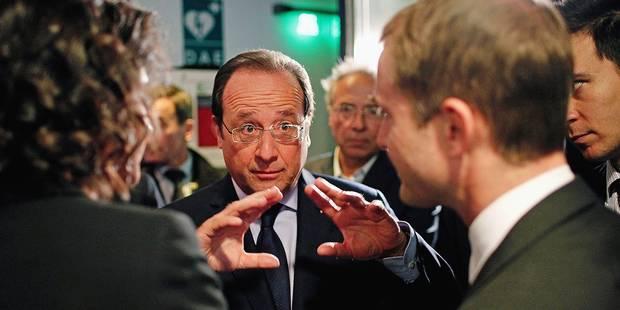 Trop payés, les PDG français? - La Libre