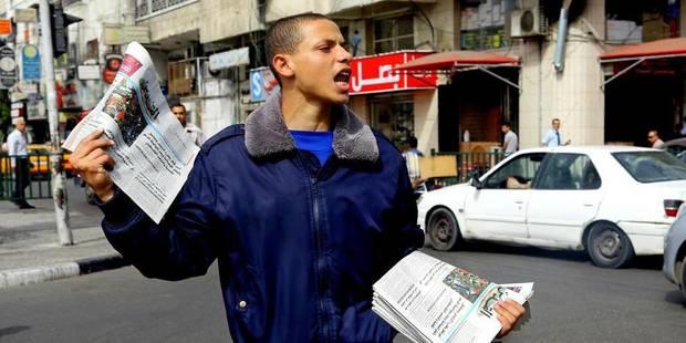 Le Hamas doit reconnaître l'existence d'Israël, selon un responsable égyptien - La Libre