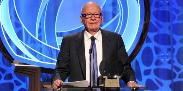 Le nouveau plan de Murdoch pour la télé européenne - La Libre