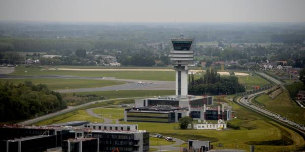 Pourquoi l'aéroport de Zaventem est si mal placé - La Libre