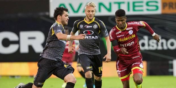 Zulte bat Lokeren 3-1 et met la pression sur le Standard - La Libre