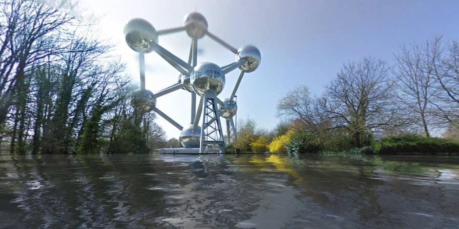 À quoi ressemblerait votre ville inondée?
