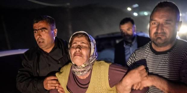 Turquie: plus de 230 mineurs tués dans une explosion - La Libre
