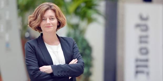 Contestée, la directrice du quotidien Le Monde quitte ses fonctions - La Libre