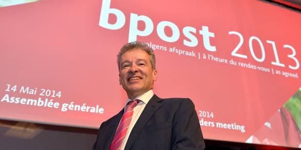 Bpost : La nomination des administrateurs indépendants reportée - La Libre