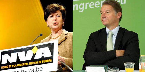 Pourquoi la N-VA et Ecolo sont alliés au Parlement européen?
