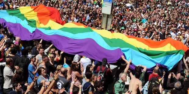 La Belgian Pride attire 100.000 participants - La Libre