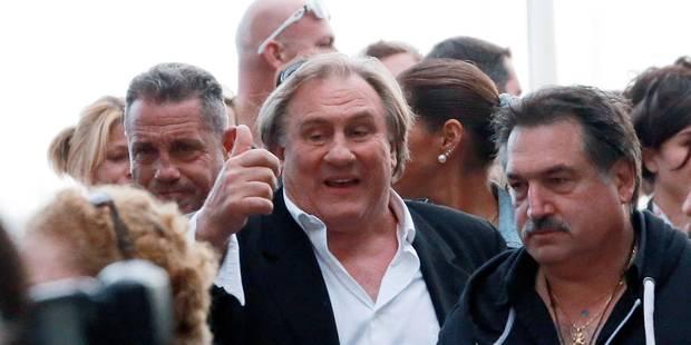 """Cannes découvre """"Welcome to New York"""" en première mondiale - La Libre"""