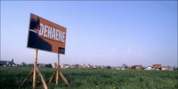 Jean-Luc Dehaene a-t-il plus travaillé pour la Flandre que pour la Belgique? - La Libre