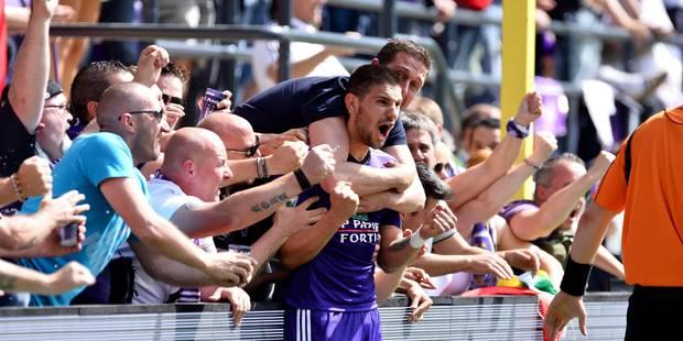 Anderlecht est champion pour la 33e fois de son histoire - La Libre