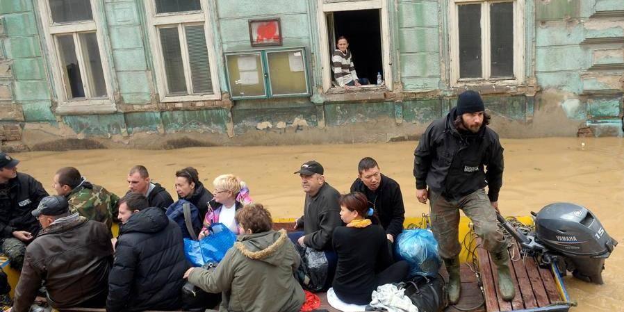 Balkans : le bilan des pires intempéries depuis un siècle s'aggrave