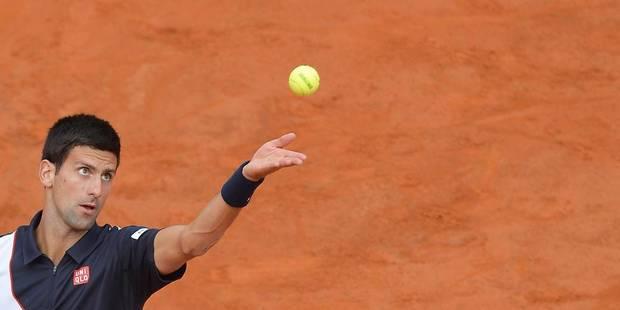 ATP Rome: Djokovic bat Nadal en finale - La Libre