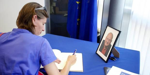 Décès Dehaene: la ville de Bruxelles ouvre un registre de condoléances - La Libre