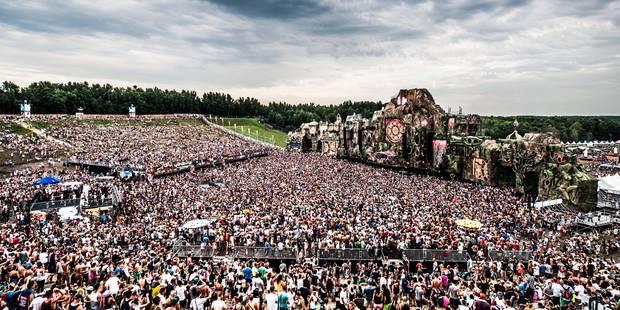 Tomorrowland: les riverains accusent la province d'Anvers de conflit d'intérêts - La Libre