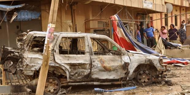 Attentat au Nigeria: au moins 118 tués - La Libre