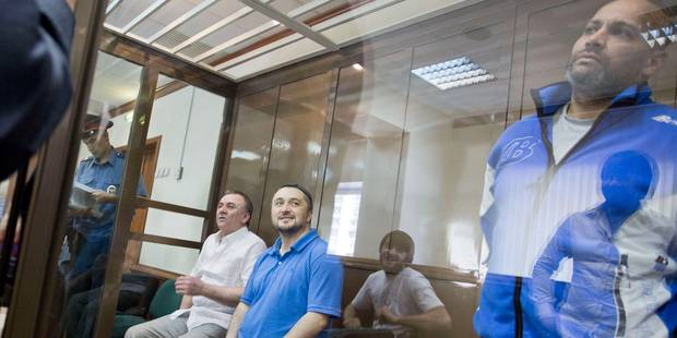 """Les cinq accusés du procès Politkovskaya à Moscou déclarés """"coupables"""" - La Libre"""