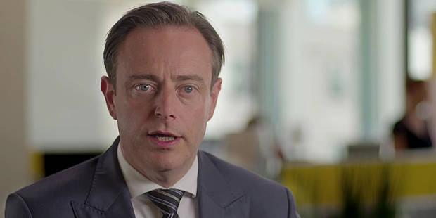 """Bart De Wever aux francophones: """"Nous avons les meilleures intentions à votre égard"""" - La Libre"""